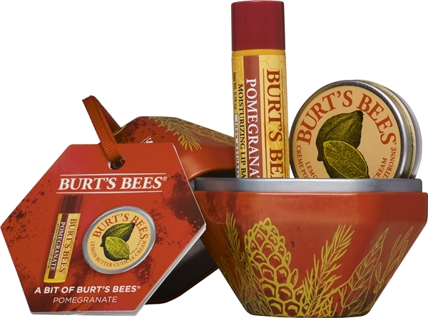 BURTS Bit of Burts Pomegranate Gift Set