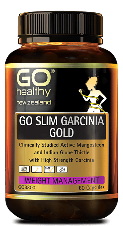 GO Slim Garcinia Gold Twin Packs 2x60caps