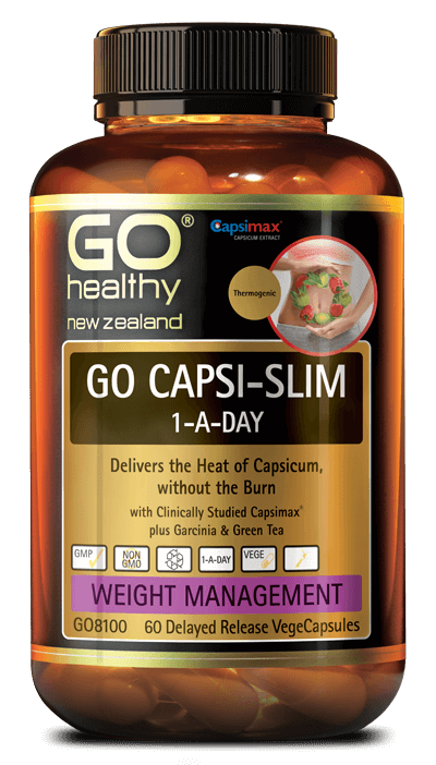 GO Healthy Capsi-Slim 1-A-Day 60 Vcaps