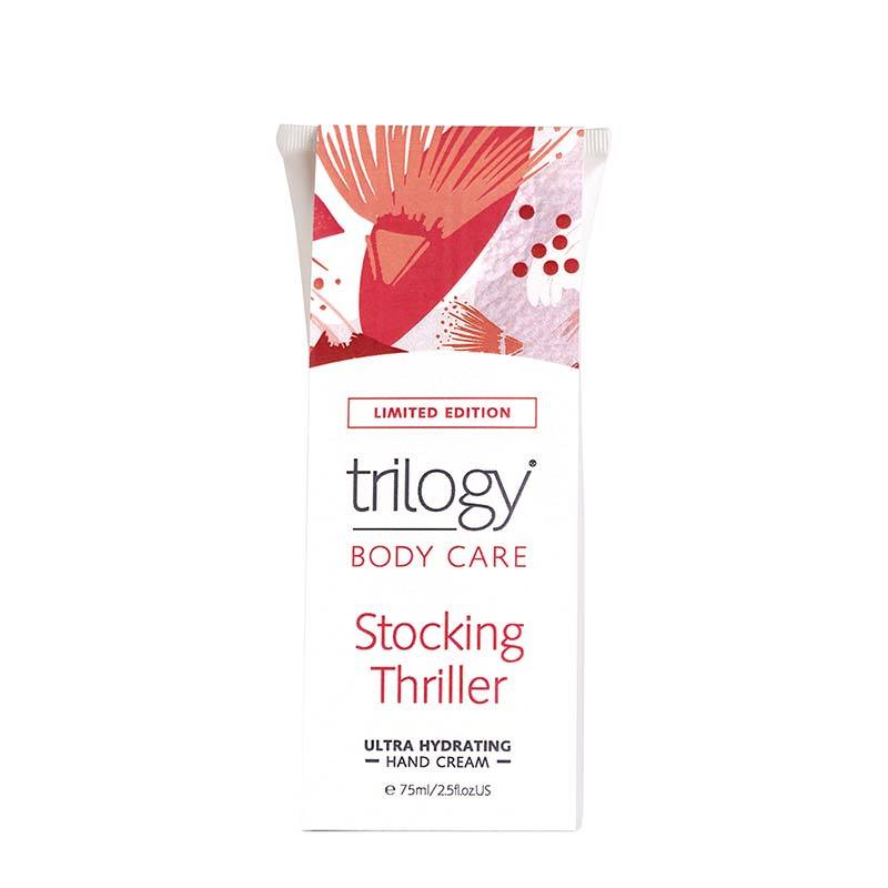TRILOGY Stocking Thriller Hand Cream 75ml Xmas18