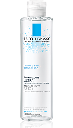 La Roche-Posay Micellar Water Ultra Sensitive 200ml