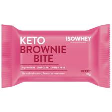 IsoWhey Keto Brownie Berry 33g