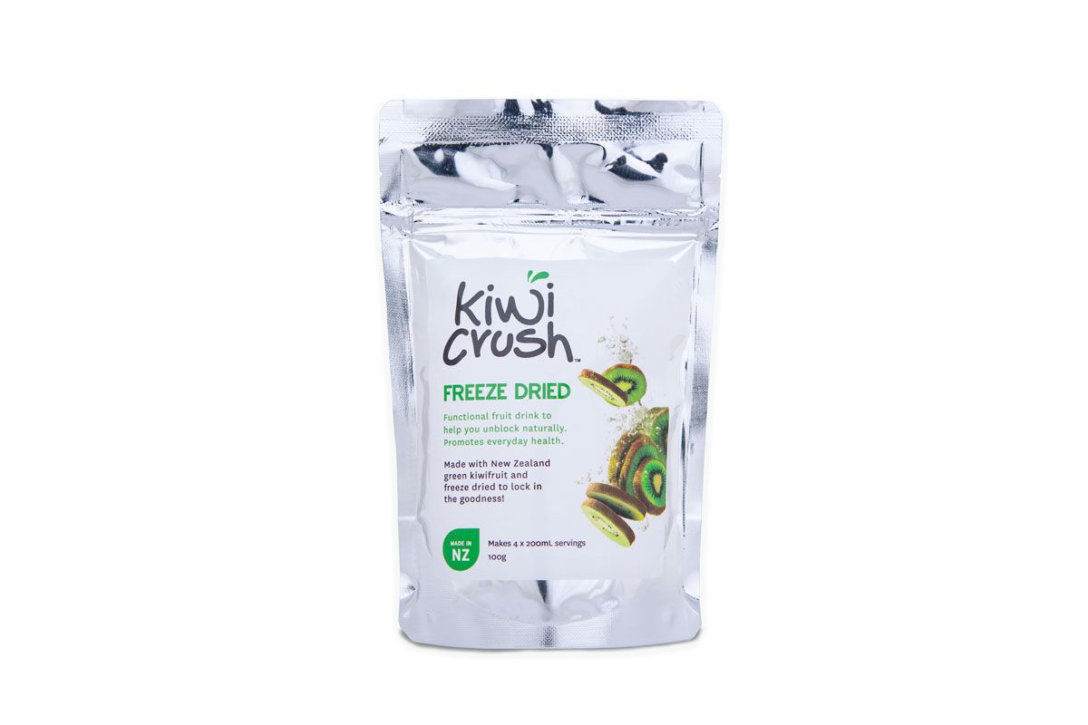 Kiwi Crush Freeze Dried 80g