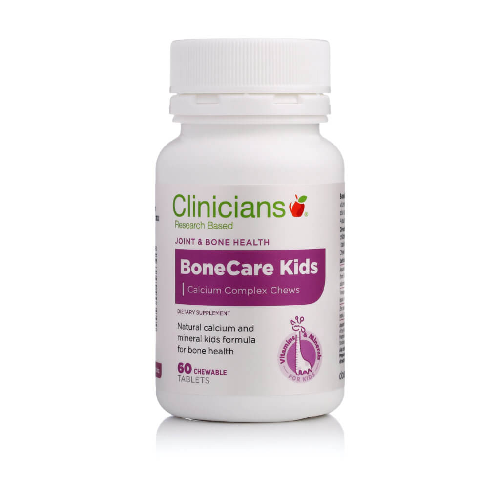 Clinicians Bone Care Kids Chew 60tabs