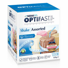 OPTIFAST VLCD Shake Assorted 10x53g