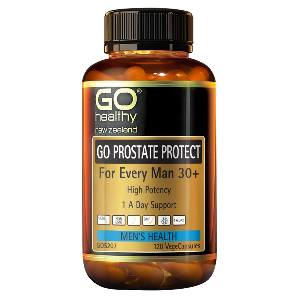 GO Healthy GO Prostate Protect 120 Vege caps
