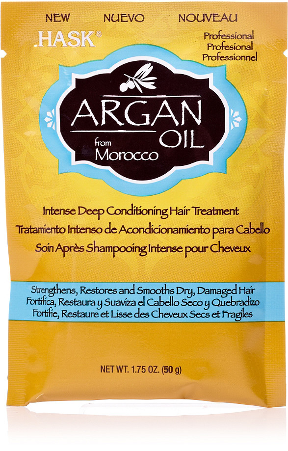 HASK Argan Oil Conditioner Sachet 50g