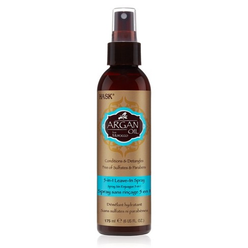 HASK Argan Oil 5 n 1 Leave In Spray 175ml