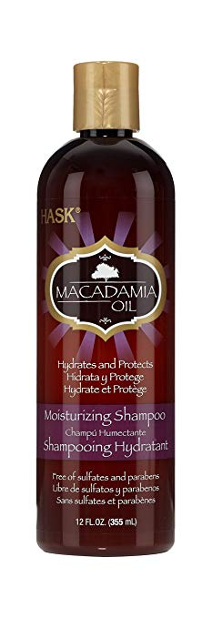 HASK Macadamia Oil Shampoo 355ml