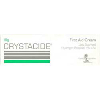 Crystaderm First Aid Cream 10g