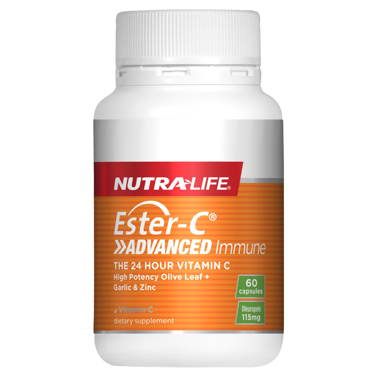 Nutra-Life Ester C Advanced Immune 60 caps