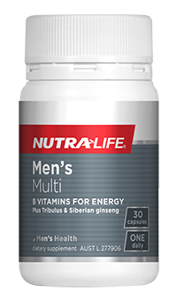 Nutra-Life Mens Multi Complete 1-a-Day 30 caps