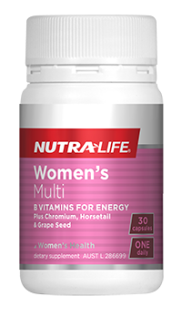 Nutra-Life Womens Multi Complete 1aDay 30 Caps