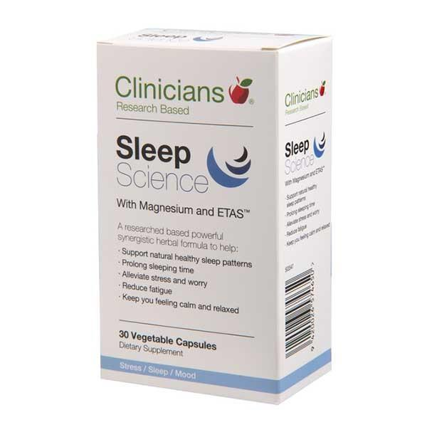 Clinicians Sleep Science 30 caps