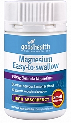 Good Health Magnesium Easy to Swallow 90 cap