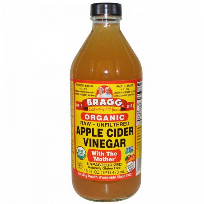 Braggs Apple Cider Vinegar 473ml