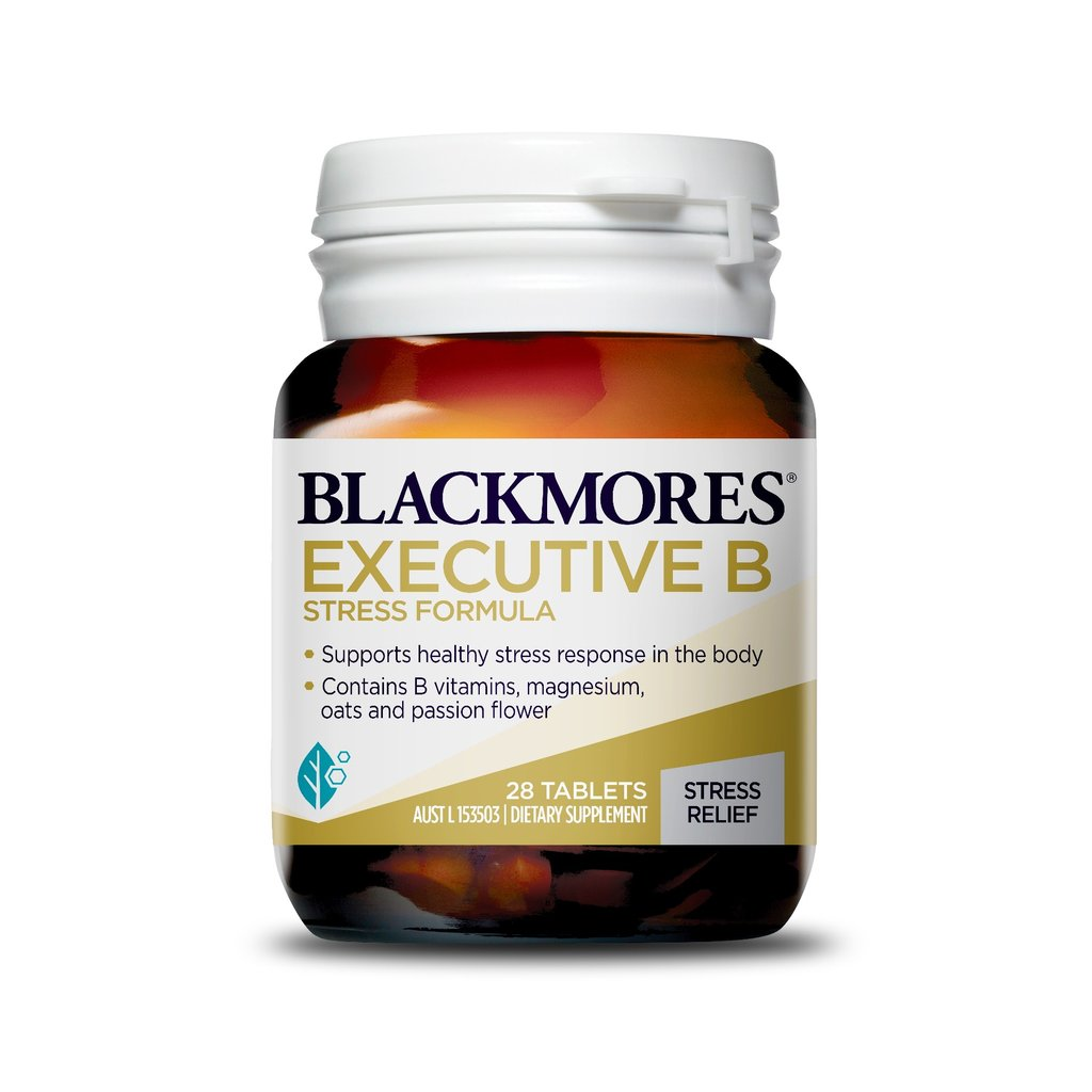Blackmores Executive B Stress Formula 62 Tabs