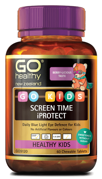 Go Healthy Kids Screen iProtect 60 Chew