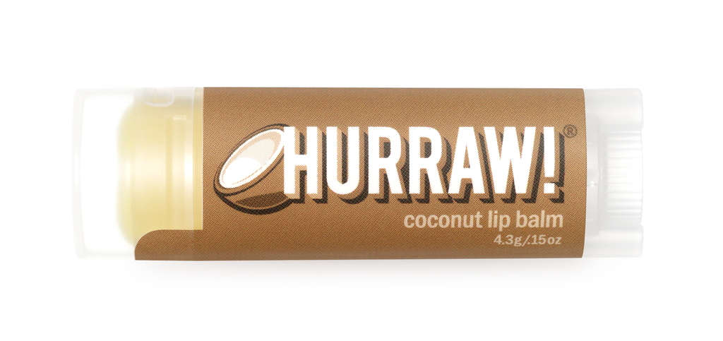 Hurraw Lip Balm Coconut 4.3g