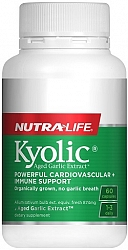 Nutra-Life Kyolic High Potency 60 caps