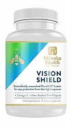 Manuka Health Vision Shield 60 Caps
