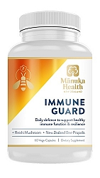 Manuka Health Immune Guard 60 Caps