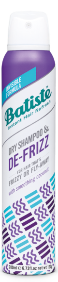 BATISTE Dry Shampoo & Anti Frizz 200ml