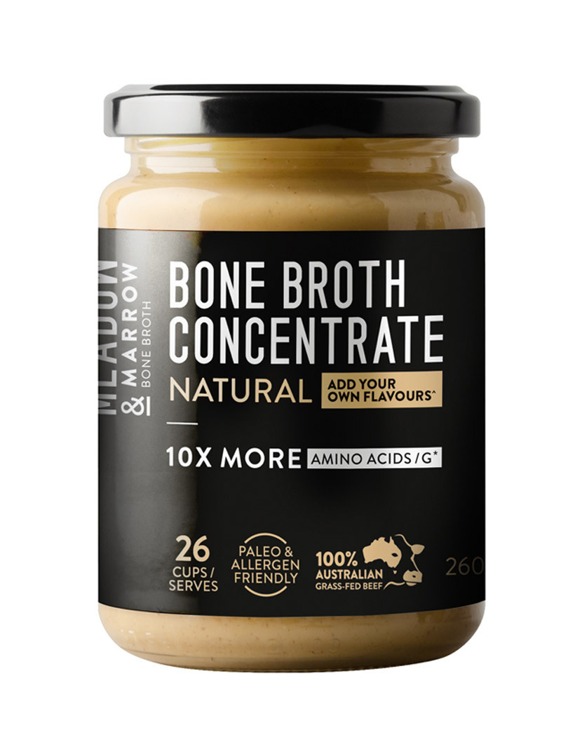 Meadow & Marrow Bone Broth Natural 260g