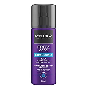 John Frieda Frizz-Ease Dream Curls Daily Styling Spray