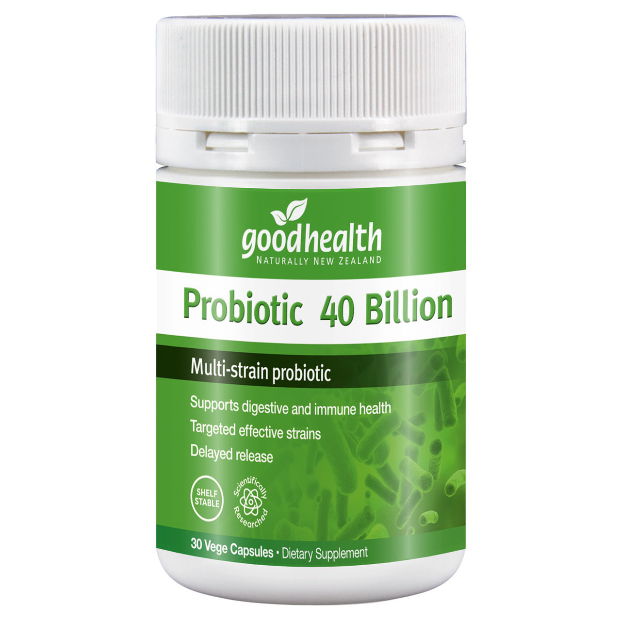 Good Health Probiotic 40 Billion 30 caps