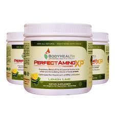 Perfect Amino Lemon/Lime Powder 197.7g (30 serves)