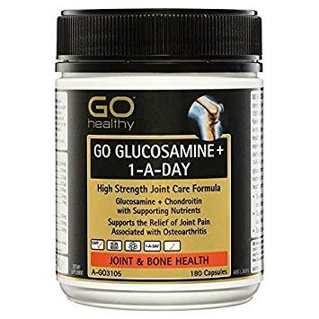 GO Healthy Glucosamine 1-A-Day 180caps