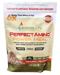 Perfect Amino Power Meal Natural 20 Serves
