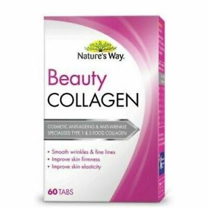 NATURES WAY Beauty Collagen Tablets 60s
