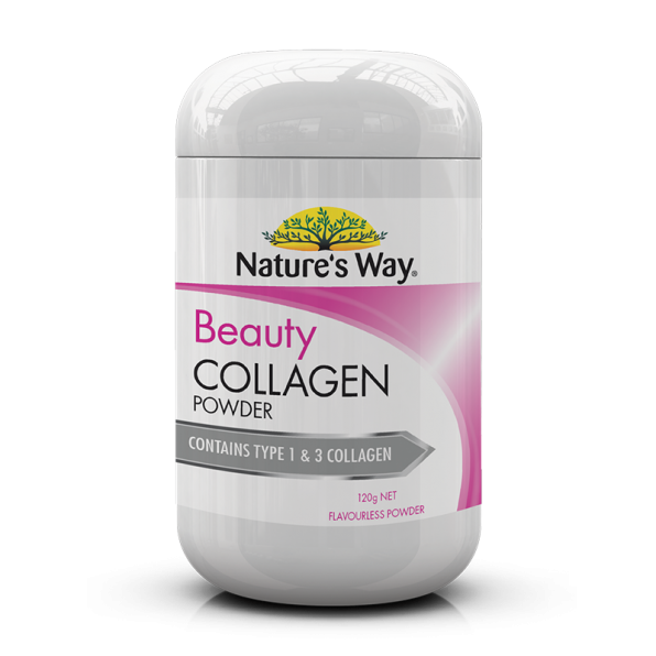 NATURES WAY Beauty Collagen Pwd 120g