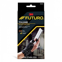 FUTURO Thumb Stabiliser Black Small-Medium