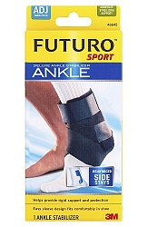 FUTURO Sport Adjustable. Ankle Stabilxer Delux