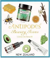 ANTIPODES Beauty Icons Set 3pc