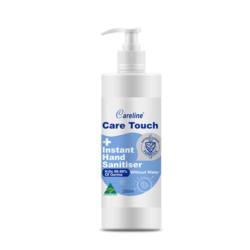CARELINE Instant Hand Sanitiser 125ml