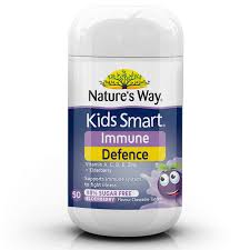 NATURES WAY Kids Smart Immunity Defence Tabs Chewable 50