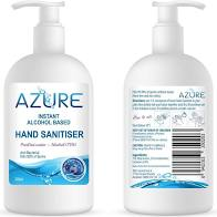 AZURE Hand Sanitiser 300ml