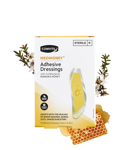 COMVITA Medihoney Adhesive Dressing Small 8