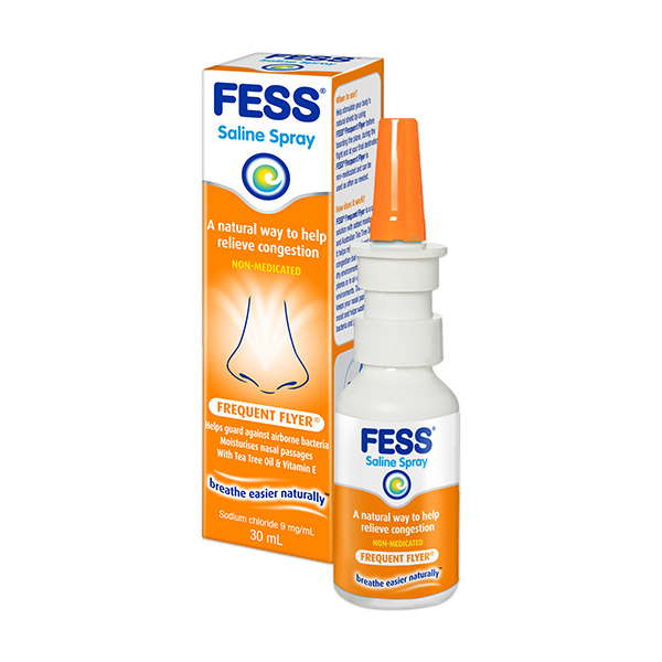 FESS Frequent Flyer 30ml (Exp 05/21)