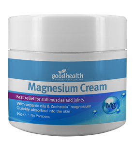 Good Health Magnesium Cream 90g