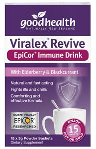 Good Health Viralex Revive 15 sachets (Expire 01/21)