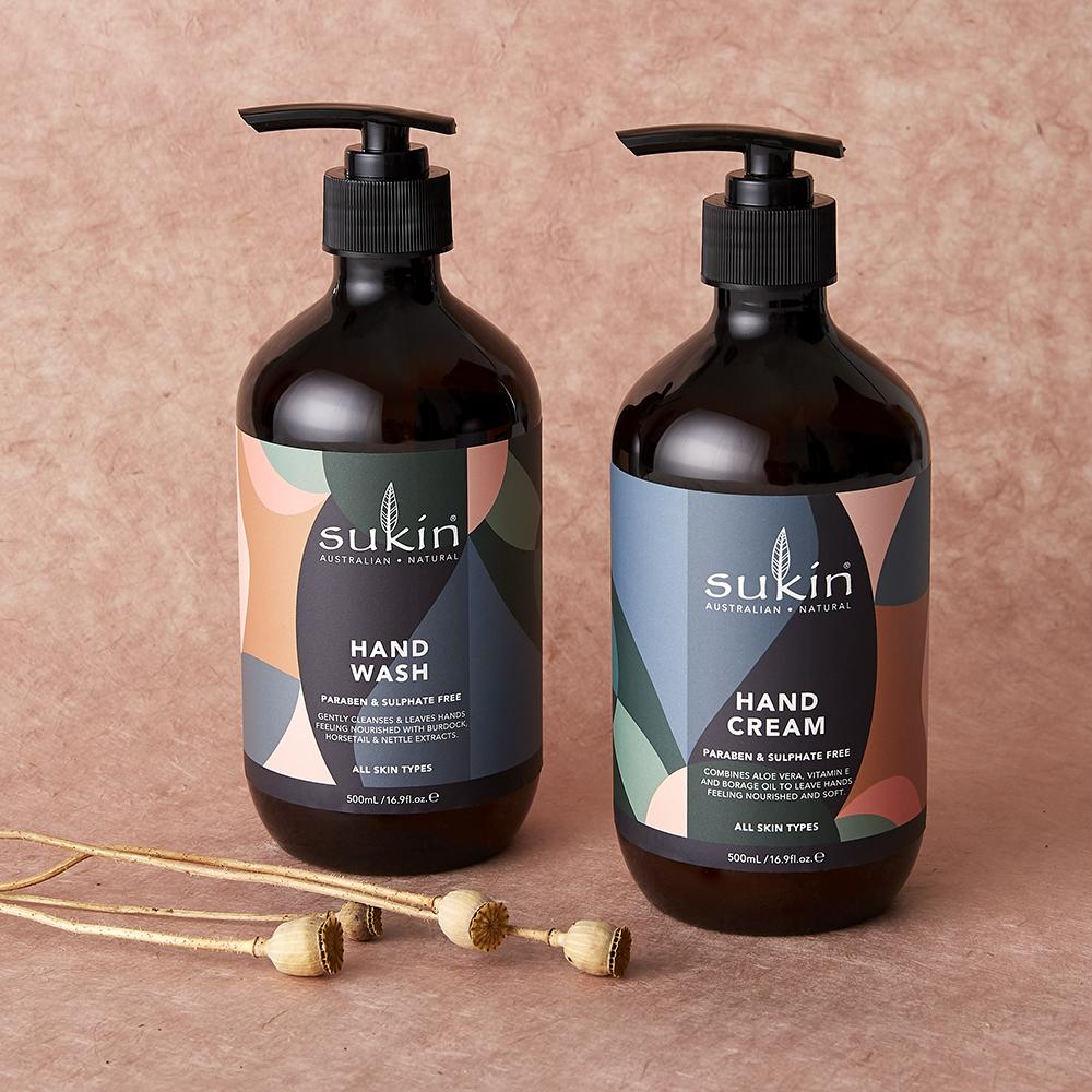 SUKIN Anna Cole  Gift Pack 2pc