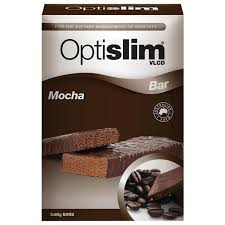 Optislim VLCD Mocha Bar 5x60g