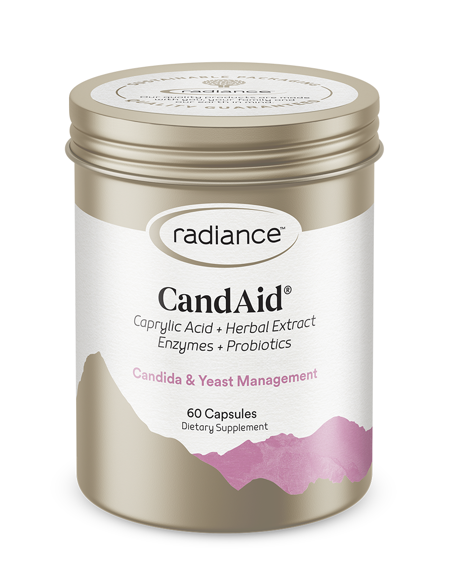 RADIANCE CandAid 60vcaps