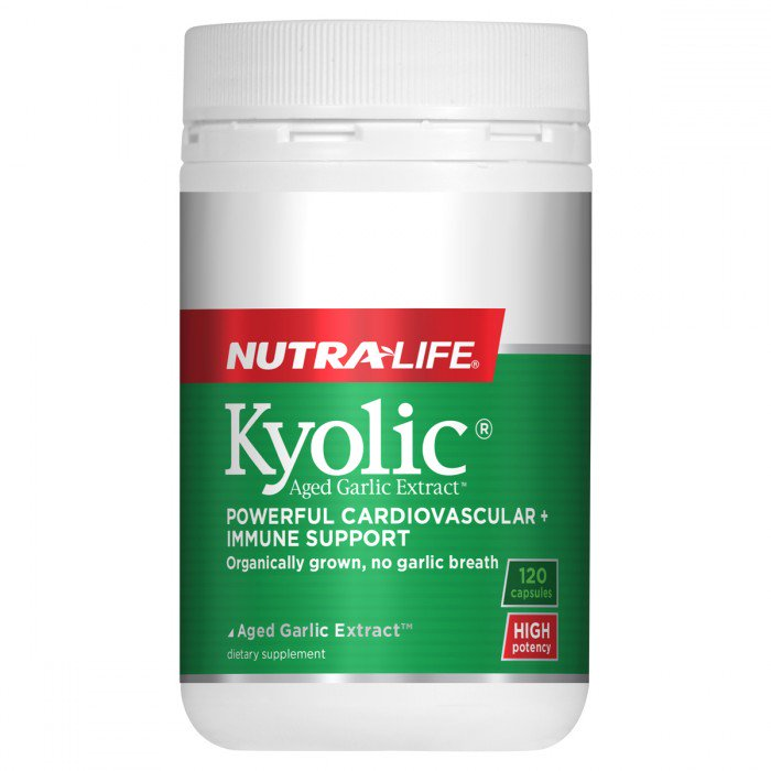 Nutra-Life Kyolic High Potency 120 caps