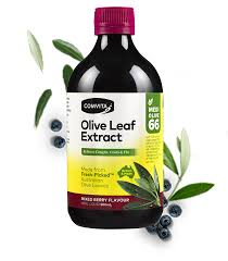 Comvita Olive Leaf Extract - Mixed Berry 500ml